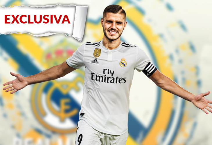 Exclusiva dD: ¡Icardi, a un paso del Real Madrid!
