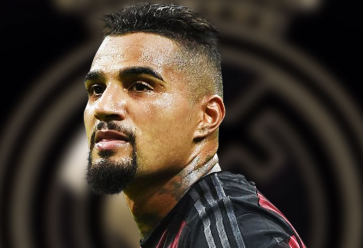 El Real Madrid no quiso a Boateng
