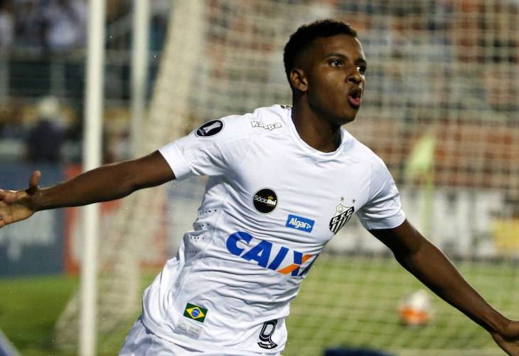 Rodrygo dispara todas las alarmas en el Real Madrid