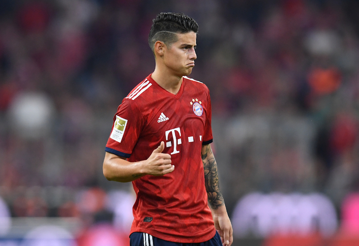 ¡¡James Rodríguez 'confirma' su regreso al Real Madrid!!