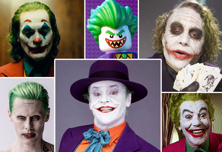10 actores que han interpretado al Joker