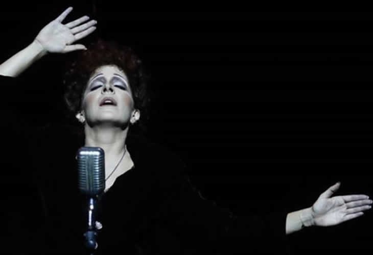 Edith Piaf renace en Madrid