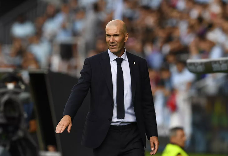 El plan definitivo de Zidane para la recta final del mercado de fichajes