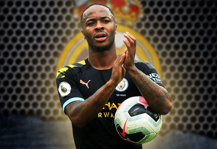 ¡¡Bombazo!! Sterling decide fichar por el Real Madrid