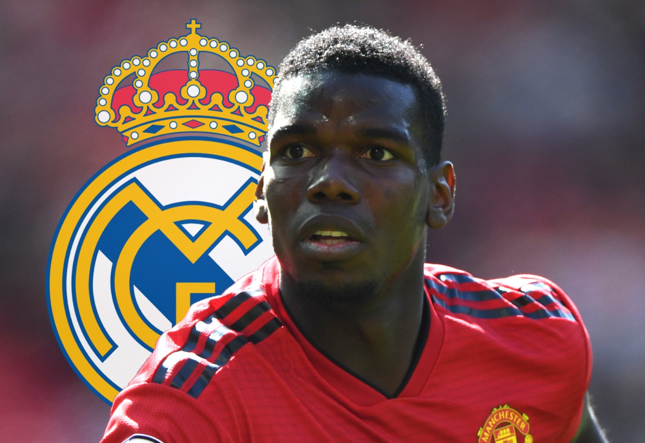 La pista definitiva: Paul Pogba jugará en el Real Madrid 2020-21