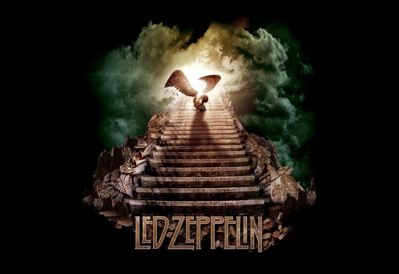 ¿Qué significa la canción 'Stairway to heaven' de Led Zeppelin?