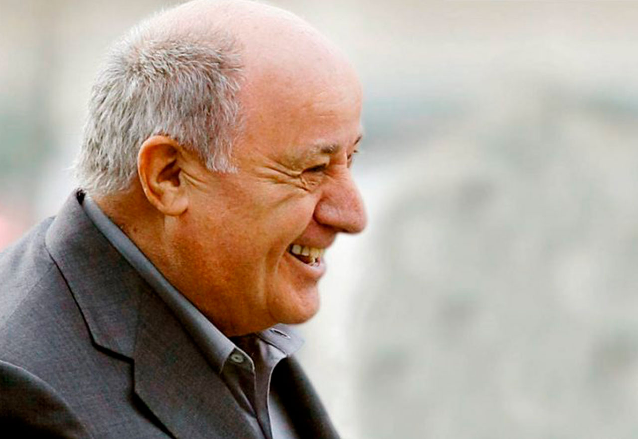 Amancio Ortega contará con su propia serie biopic en Amazon Prime Video
