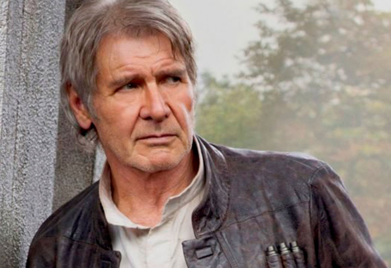 Harrison Ford vuelve a interpretar a Indiana Jones con 78 años