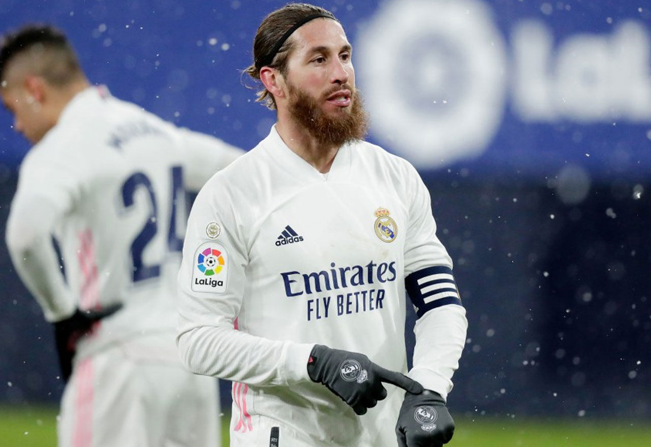 El Real Madrid todavía se guarda un as en la manga con Sergio Ramos